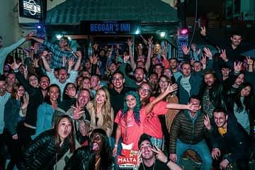 Why is a Malta Pub Crawl the Perfect Night Activity in Malta?