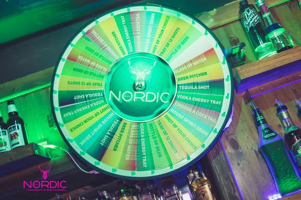 the nordic bar nightclub
