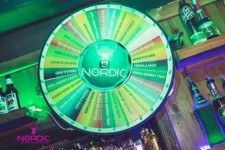 the nordic bar nightclub