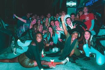 nightlife clubbing party malta