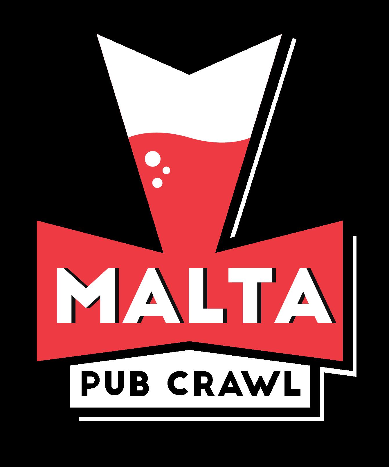 Malta Pub Crawl footer logo